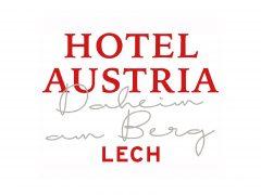 Hotel Austria in Lech