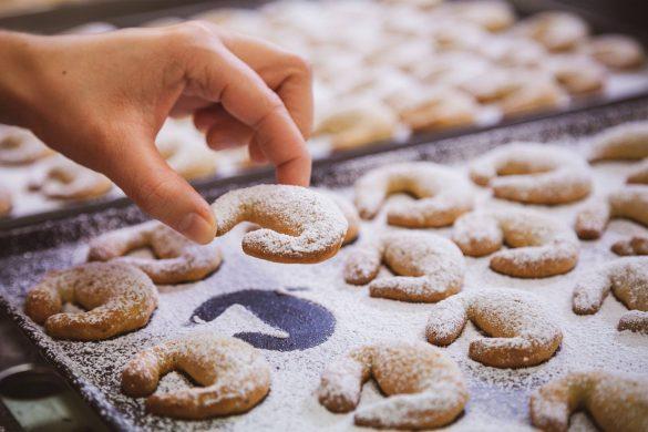 """""""In der Weihnachtsbäckerei…."""