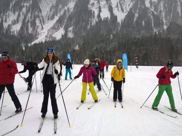 Impressionen Wintersportwoche….