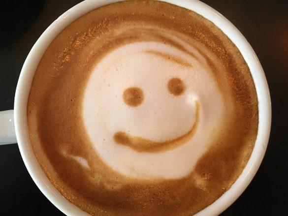 Kaffeegenuss…