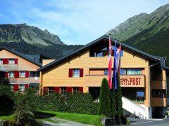 Alpenhotel Post Au